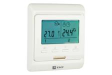 Термостат EKF Proxima для теплых полов, электронный с датчиком, 16 А, 230 В