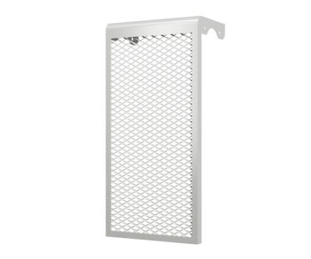 Экран для радиаторов отопления ПВХ 4-х секционный