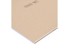 Гипсокартонный лист KNAUF ГСП-А 2.5х1.2 м, толщина 9.5 мм