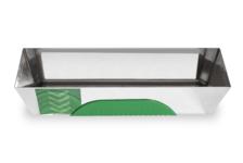 Емкость из нержавеющей стали SHEETROCK Classic 12 (30,5см), с прорезиненой накладкой