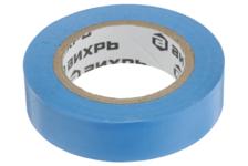 Изолента Вихрь ПВХ синяя 15 мм*10 м, толщина 0,15 мм