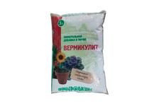 Минеральная добавка к почве Вермикулит, вес пакета 450 г (готовое удобрение 3 л)