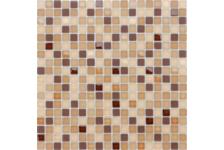 Мозаика Caramelle Mosaic Naturelle Bohemia 305х305х4 мм, чип 15*15 мм