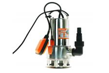 Насос дренажный Sturm! WP9775S погружной для грязной воды, 750 Вт, частицы до 35 мм, 230 л/мин, напор 8,5 м