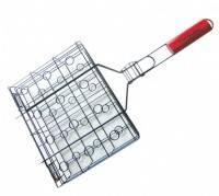 Решетка-гриль для овощей с АНТИПРИГАРНЫМ покрытием 59*31*25*7см BOYSCOUT/8 Фотография_0