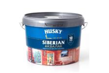 Лак HUSKY SIBERIAN Аквалак водный, бесцветный,  2.5 л
