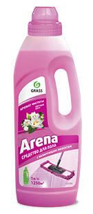 Средство д/мытья полов с полирующим эфф Arena 1кг (Лотос) GRASS