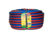 Шланг поливочный Гидроагреат Х1, 3/4, 25 м, синий с оранжевой полосой