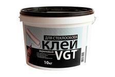 Клей VGT для стеклообоев, готовый, 10 кг