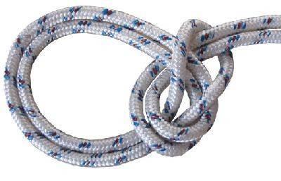 Шнур полиамидный плетеный 16-прядный Д-5мм