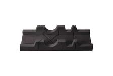 Стусло USP для заготовок до 65 мм, пластик, черное