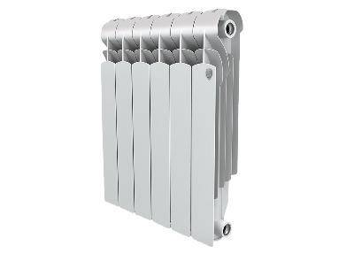 Радиатор алюминиевый Royal Thermo Indigo 500/100/ 6 (Россия) Фотография_0