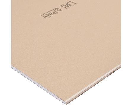 Гипсокартонный лист KNAUF ГСП-А 3х1.2 м, толщина 12.5 мм Фотография_0