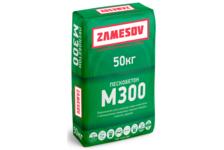 Смесь строительная ZAMESOV М-300 Пескобетон (50 кг)