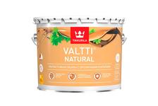 Лазурь для дерева Tikkurila Valtti Natural ультрастойкая, прозрачная (2.7 л)