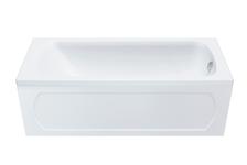 Ванна акриловая Triton 1ACReal Gamma 1700х700 мм ( X-каркас, сифон, экран)