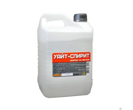 Уайт-спирит ДПХИ 10 л Дзержинск Фотография_0