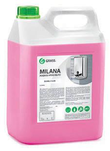 Жидкое крем-мыло Milana 5л BubbleGum GRASS