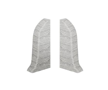 Заглушка OPTIMA (607) Ясень серый