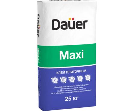 Клей для плитки DAUER Maxi 25кг (48) Фотография_0