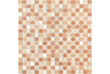 Мозаика Caramelle Mosaic Naturelle Olbia 305х305х4 мм, чип 15*15 мм