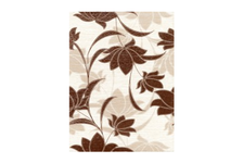 Декор Terracotta.Pro Laura Flowers 200х300 мм, коричневый