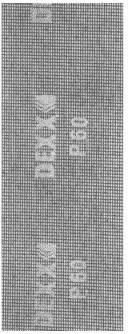 Сетка абразивная №60 (105*280мм) (3) DEXX Фотография_0