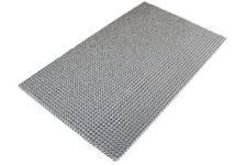Коврик напольный 705 45*75 см серый