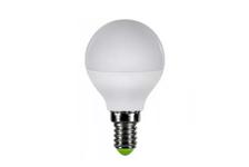 Лампа светодиодная LED 7 Вт Е14 4000К, белый матовый шар