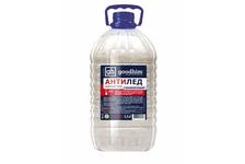 Реагент антигололедный (сухой) Goodhim 500 G с мраморной крошкой, до -31°С, (5.5 кг)