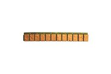 Планка цокольная VOX SM 13х90 мм, песочный темный
