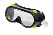 Очки газосварщика USP №5 затемненные, прямая вентиляция