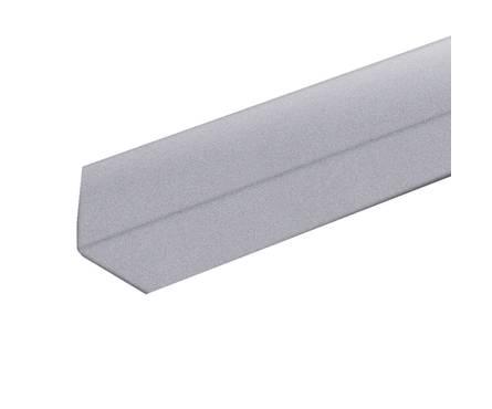 ПВХ угол 30*30 (2,7м) Металлик