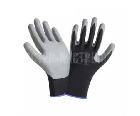 Перчатки нейлоновые  2Hands со вспененным нитриловым покрытием Фотография_0