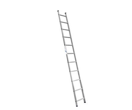 Лестница алюм. 1-но секц.11 ступеней H1 5111 (высота 307 см, вес 3,9 кг)