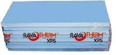 Утеплитель Экструдированный RAVATHERM 1185х585х50 (5,546 м2/0,277 м3) 8 плит Фотография_0