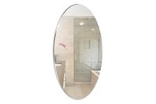Зеркало MIXLINE овальное 350 х 630 мм
