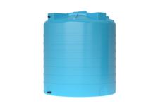 Бак для воды Aquatech ATV-2000 ( синий  с поплавком)