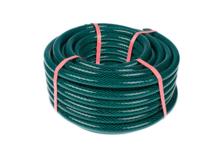 Шланг поливочный Гидроагрегат 3/4, длина 25 м, военный, ПВХ +резина