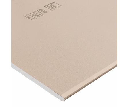 Гипсокартонный лист KNAUF ГСП-А малоформатный, 1.5х0.6 м, толщина 12.5 мм Фотография_0