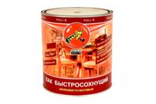 Лак Поли-Р шелковисто-матовый, 0,75 л