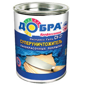Супер уничтожитель ДОБРА СУ-27 Проф (1л - 0,85 кг)
