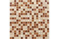 Мозаика Caramelle Mosaic Naturelle Baltika 305х305х4 мм, чип 15*15 мм