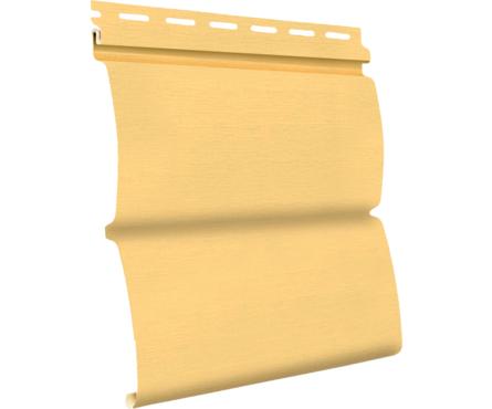 Сайдинг VOX 3,85*0,25м Желтый (SV-01)