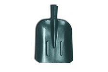 Лопата совковая рельсовая сталь, без черенка, толщина 1,3 мм