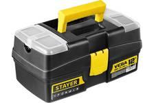 Ящик для инструмента STAYER VEGA-12, пластиковый