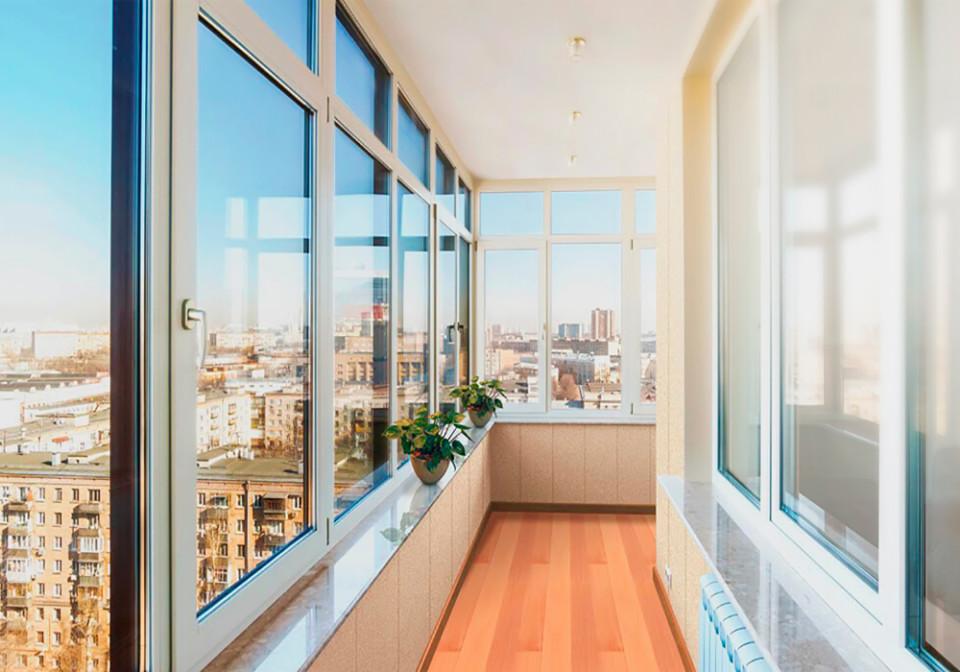 балкон пошаговая инструкция