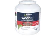 Клей для дерева BOSTIK WOOD FIX быстросхватывающийся, 650 г