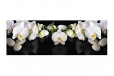 Фартук для кухни ХДФ 2070*695*3мм 1,44м2/шт цв Элит белая орхидея