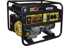 Генератор бензиновый Huter DY6500L (5кВт)